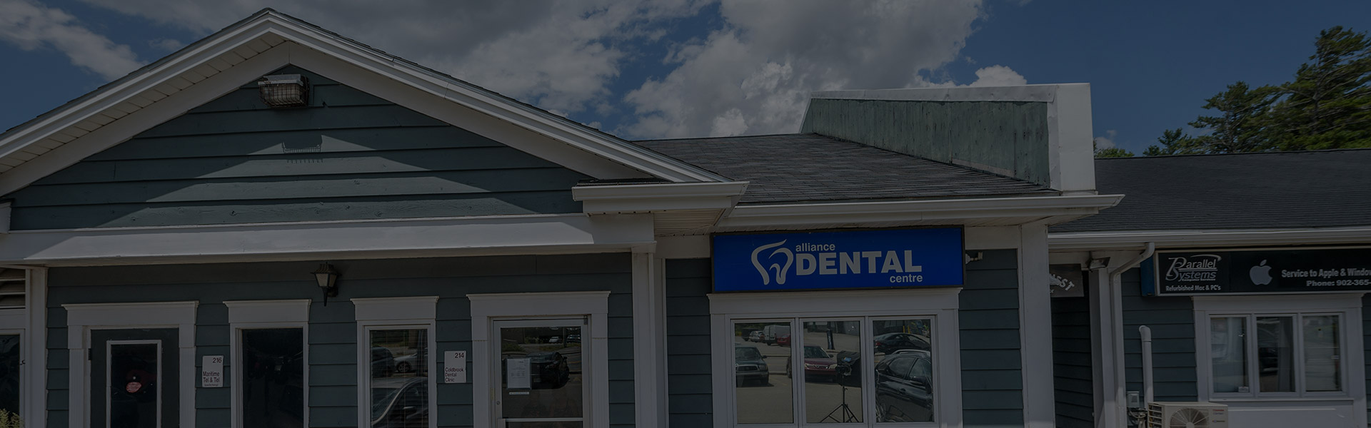alliance dental coldbrook building