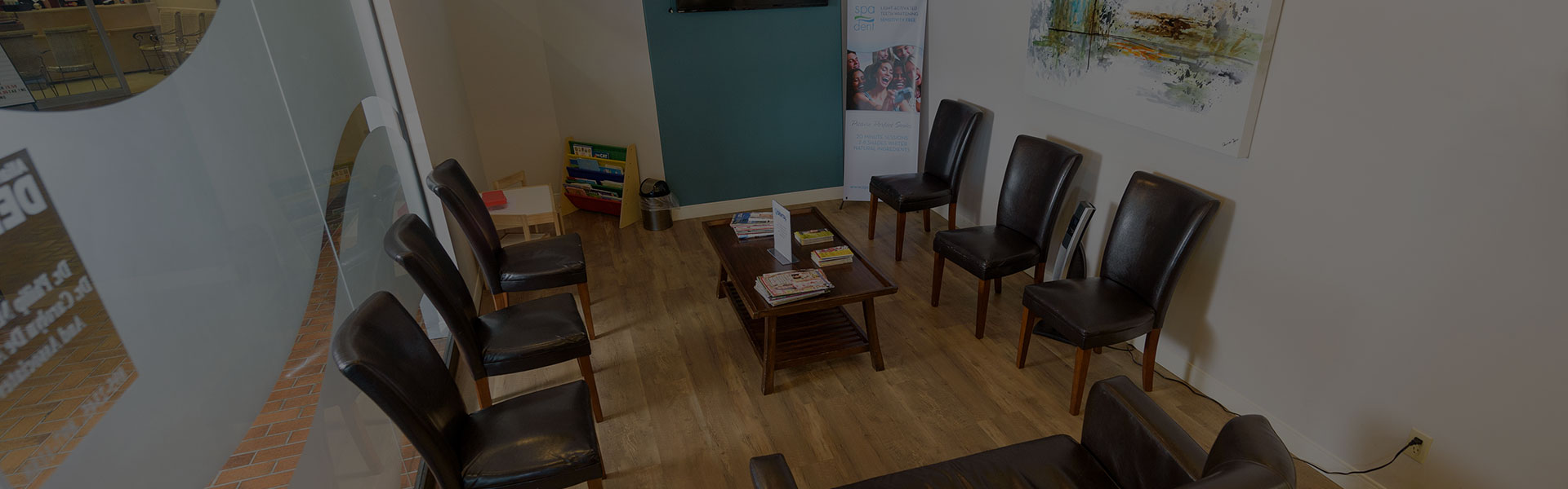 waiting area alliance dental truro