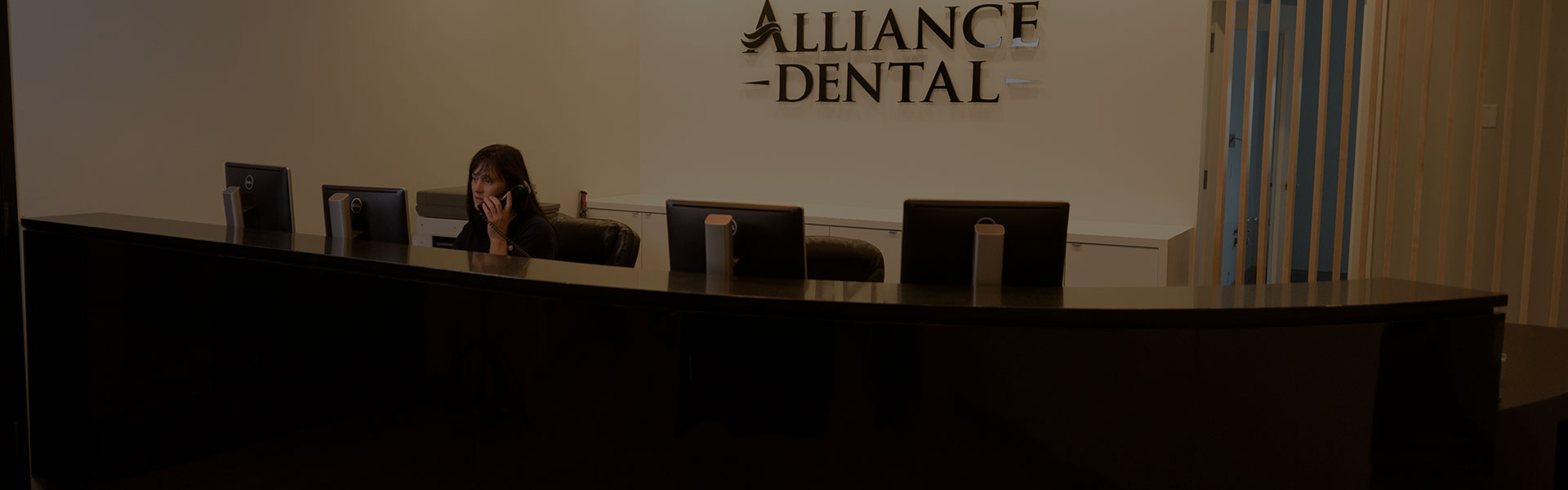 alliance dental reception west bedford
