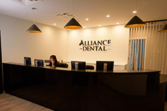 alliance dental bedford west contact