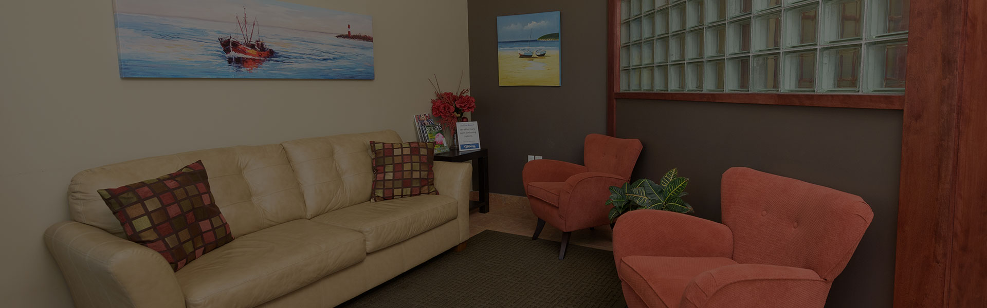 alliance dental bridgewater waiting area