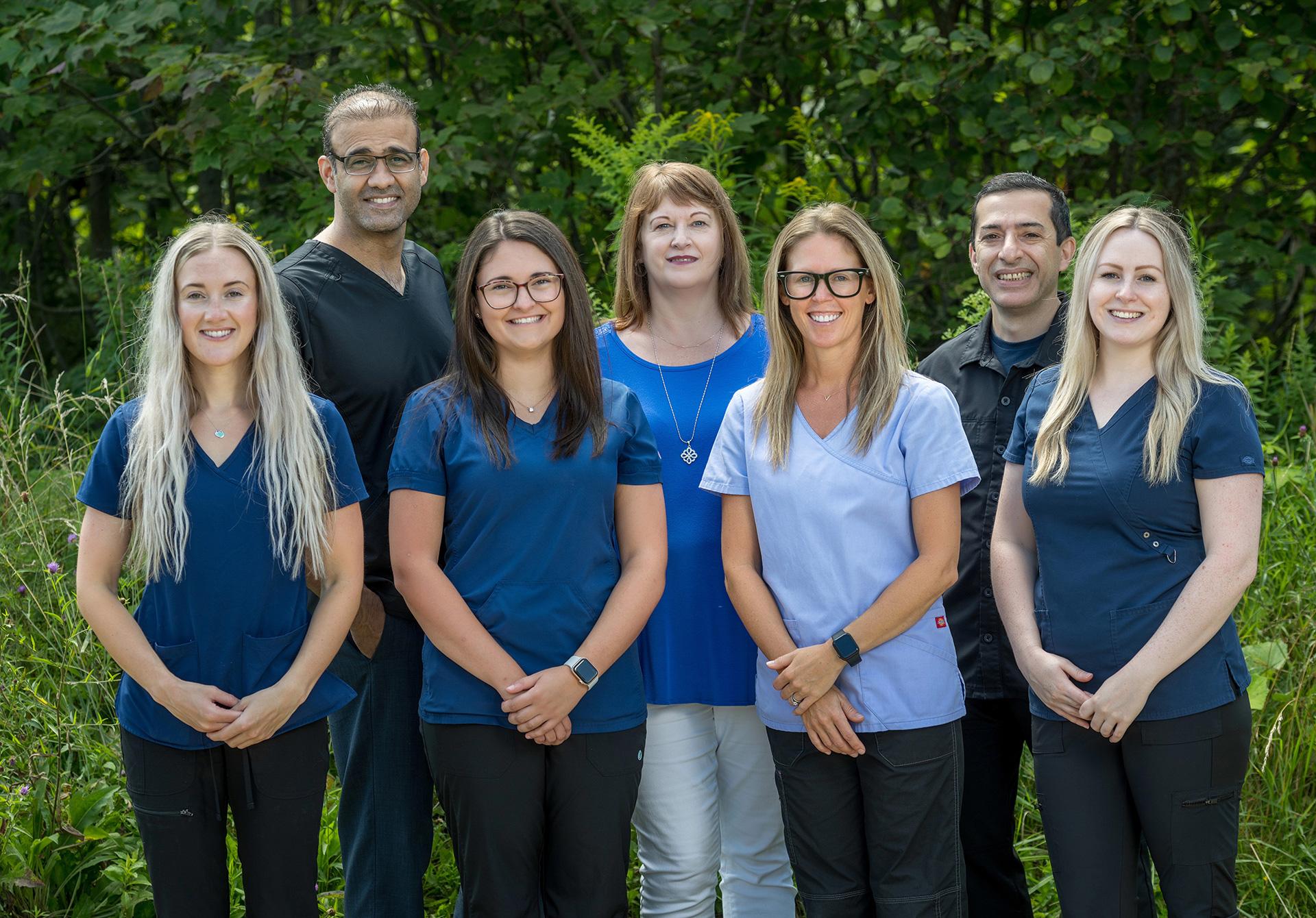 Dartmouth-Dental-Team